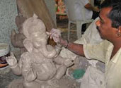 Discover more: Ganpati Bappa Morya! Meanderings in Lalbaug
